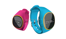 Wholesale 2015 NEW SMART GPS Tracker Two-way Calling RFID SOS Child Watch for Kids