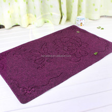 Modern house plans fashion dress PP front entrance outdoor mat