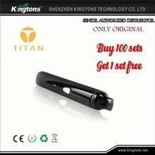 hot sale 2014 100% original herb vaporizer Titan, best portable vaporizers Titan 1 in stock now
