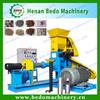 BEDO Brand Floating Fish feed pellet machine/pellet making machine