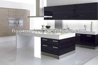 Mobile door /hot sale simple kitchen cabinet