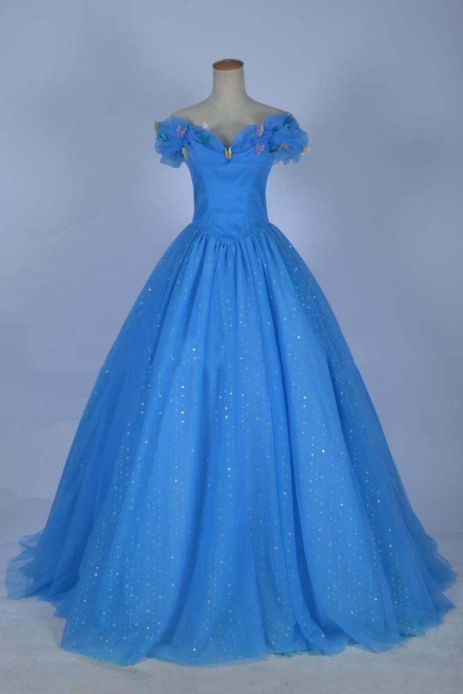 Платье как у золушки сшить 54