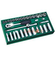 CEDEL sata / 09902 розетка набор набор инструментов 33 10 мм серии торцевых