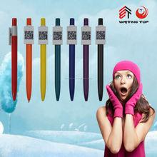 2014 bajo precio barato para pluma código qr de la pluma