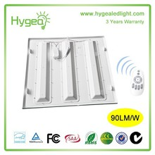 Hot selling good quality 30W 36W grille recessed led panel lighting/LED grille lamp 600x600