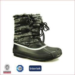 fashion snow boots winter shoes for men
