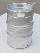 1/2bbl keg, stainless steel beer barrel