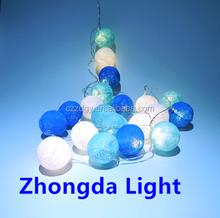most popular products most popular products 7.5w LED cotton ball wedding and Christmas light