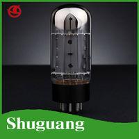 wholesale or retail factory matched pair home audio music player Shuguang 6CA7(EL34B/EL34BW/EL34M) power amplifiers vacuum tubes