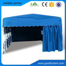 High quality two years warranty folding two car garage tent