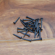 Best quality three star fine blue shoe tack nails from linyi city,shandong,china