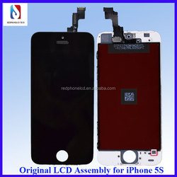 2015 Hot sale for apple iphone 5s lcd screen