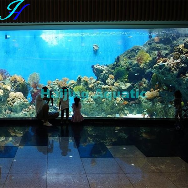 Haijing Acrylic Aquarium Fish Tank Coffee Table