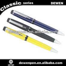 2013 dewen fashion promotional fashion feature ball pen