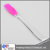 factory direct sale silicone baby bottle brush