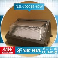 free sample Self-design High CRI 60w circular led wall pack lighting