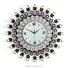 Hot new products decorative morden wall clocks with big size