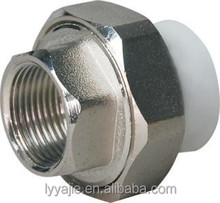 Male to Female electrical plug adapter union
