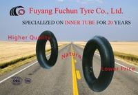 flap and natural rubber inner tube 23.5-25 Butyl inner tube for sale