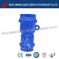 ACS and CE manufacturer epoxy resin coasting PVC socket reducer