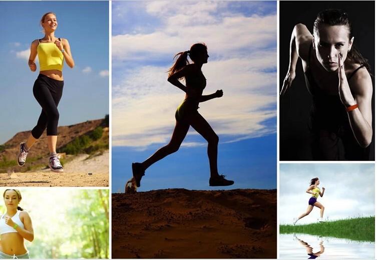 умный напульсник спортивный & сон, которые отслеживания здоровья Фитнес-шагомер шаг счетчика для iphone 4s 5 5s 5c samsung s4