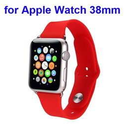 Fast delivery silicone strap for apple watch band adapter with low price