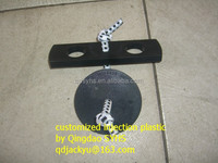 Customized Injection Plastic Bungee with Elastic Chord or ZIP-TIE China Factory