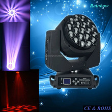 New High Quality 19pcs Bee eye DJ Light use for event party