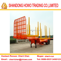 factory sale OEM competitive price wood trailer