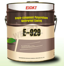 E-929 One-component Polyurethane Waterproof Roof Coating