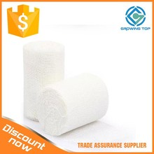 100%cotton absorbent surgical cotton wool roll