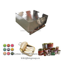 MR Material Food Grade Tinplate for Best Canned Tuna