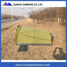 Camping Double Canvas Swag Swags Tent for camping equipment gear