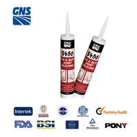 GNS S456 Architechural Applications TVS & Butt Joint Silicone