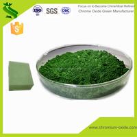 chromium and chromium compounds SGS cetification green chrome oxide green for refractory brick cinnbar china manufacturer