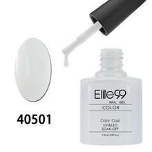 Elite99 soak off uv gel finger nail polish, factory OEM, China
