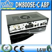 next digital satellite & cable receiver dm800se-c wifi