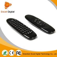 New Smart Wireless air mouse 2012 best wireless keyboard