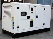 Dalian Remote Start diesel 24kw super silent generator for sale 50hz 220V