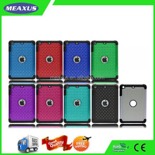 Triple New Selling Dazzling diamond fashion mobile phone protection shell For Ipad Mini Case
