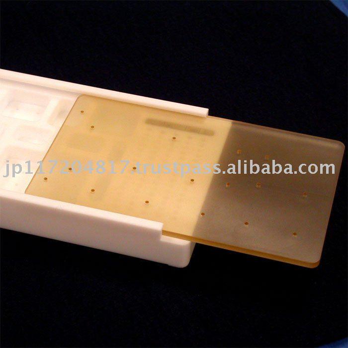 قطع بلاستيكية( pes4100g لتغطية الجراحية الصواني)