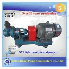 Alta viscosidad de acero inoxidable de la transmisión automática de la bomba de aceite