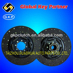 GKP Brand clutch disc and clutch plate manufacturer from China