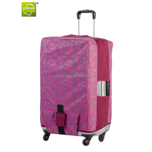 2015 New product Made in China LUGGAGE COVER Brand luggage cover on luggage travel bags Protective cover for lady