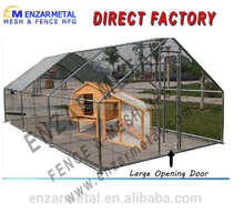 Dog Kennel Pen Run Outdoor Exercise Cage