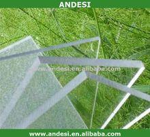 tetto pannello trasparente polycarbonate