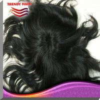 India Hair Men Toupee Made in China
