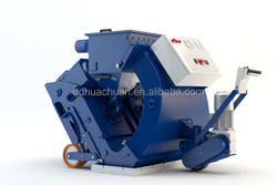 China best tunnel pavement shot blasting machine