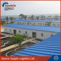 China alibaba low cost prefabricated house price