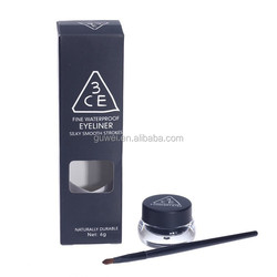 hot sale high quality new product best waterproof gel eyeliner for pen